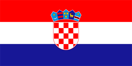 Flag Of Croatiasvg