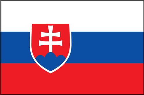 Flag Of Slovakiasvg